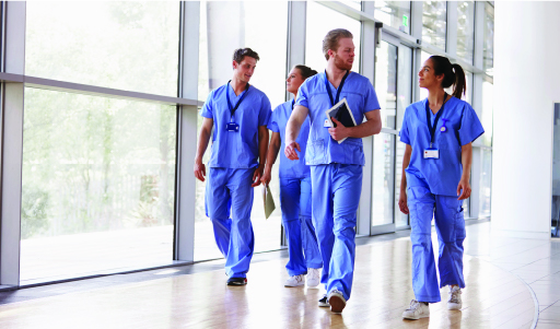 Improving Patient Care Through Employee Engagement